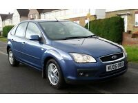 05 Ford Focus Ghia, 2.0 Diesel, 86 000 Miles, 6 Speed, Full Service
