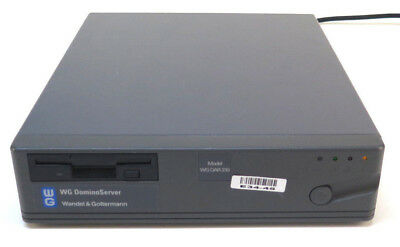 Wandel Goltermann Wg Dar-310 Domino Server - Internetwork Analyzers -