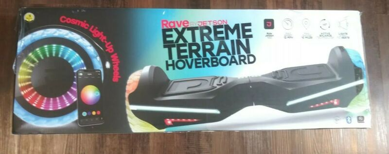 TESTED WORKING BARELY USED Jetson Extreme Terrain Z12 XT