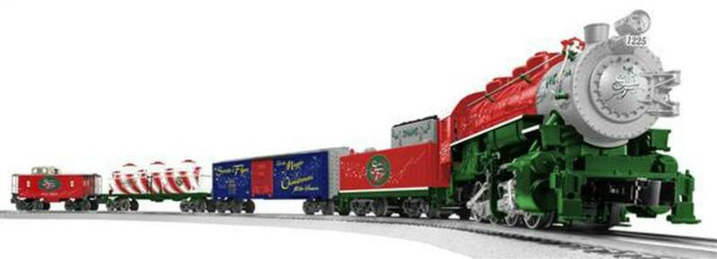 Lionel Christmas Train Set   eBay
