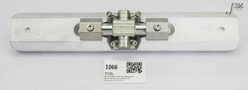 1066 Applied Materials Door Spd Slit Vlv Viton Process 0040-84391