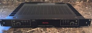 Panasonic WP – 9055 power amplifier