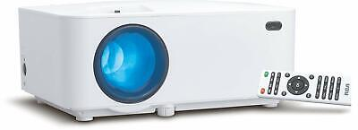 "RCA Home Theater LED Projector w/ Bluetooth up to 150"" Picture 1080p"