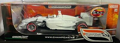 Champ Car Indycar PLAIN WHITE 1:18 GreenLight