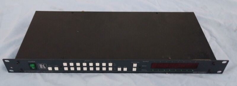 Kramer SD-7588V 8x4 SDI Matrix Switcher Rackmount