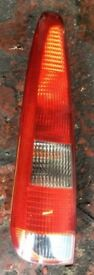 Ford Fusion 2 Near Side NS Passenger side Rear Light Excellent Condition
