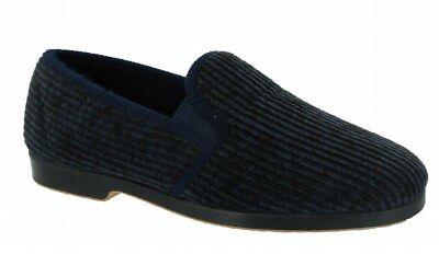 GBS Lonsdale Mens Full Slipper- Blue UK 10 JS39 37