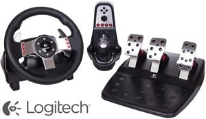 Logitech G27 Racing Wheel with Wheel Stand Pro Stand
