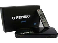 satfree7 skybox small box openbox wd 1 yr gft