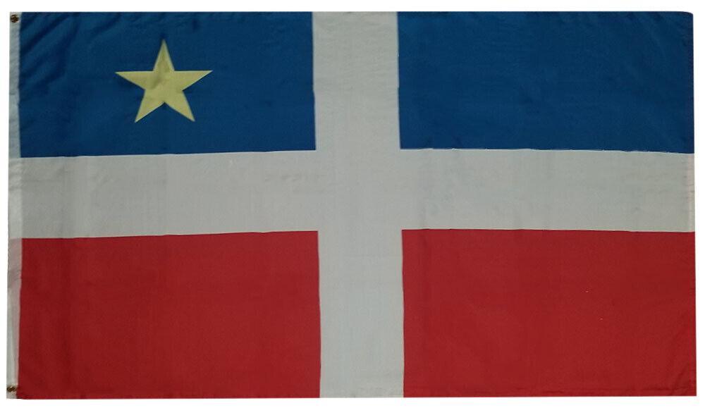 3x5 Betsy Ross 2nd Amendment USA 13 Star 100D Poly Nylon 5x3