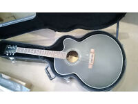 Swap my Freshman Electro Acoustic for solid bodied electric guitar...