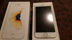 BNIB Gold iPhone 6S 32GB With AppleCare till March 2018!