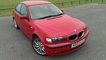 Bmw 316 Se 4 Door 2003 03 With M3 Alloys Priced To Sell