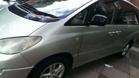 Toyota Previa D4D 2.0 Diesel - Repaired