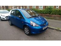 2006 HONDA JAZZ S BLUE, PETROL MANUAL, 1246CC ENGINE, VERY GOOD CONDITION