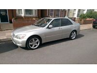 LEXUS iS200 SPORT 2.0 quick sale M.O.T passed 19/07/17