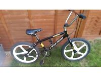 old skool concept wild thing bmx x star wheels cw,'s