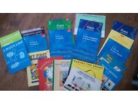 19 Piano Books for Beginners - Grade 1 through 4 exam pieces and scale books + various other books