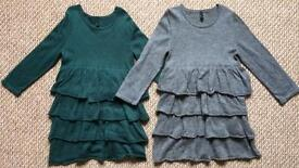 Baby girls dress(Benetton)new-never used 18-24m.