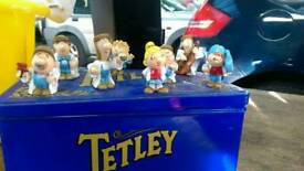 Tetley tea folk