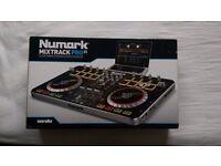 Numark Mixtrack Pro II 2 with Gorilla Stand, DJ Controller, Decks