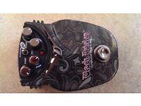 Danelectro Black Paisley Liquid Metal Overdrive/Distortion Pedal