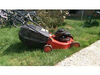 Petrol lawn mower CHAMPION 35