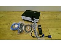 Benq MX666 with remote control. 475 lamp hours used !!!