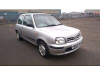 Nissan Micra 1.0 GX Automatic Very Low Mileage 3dr FSH 1owner