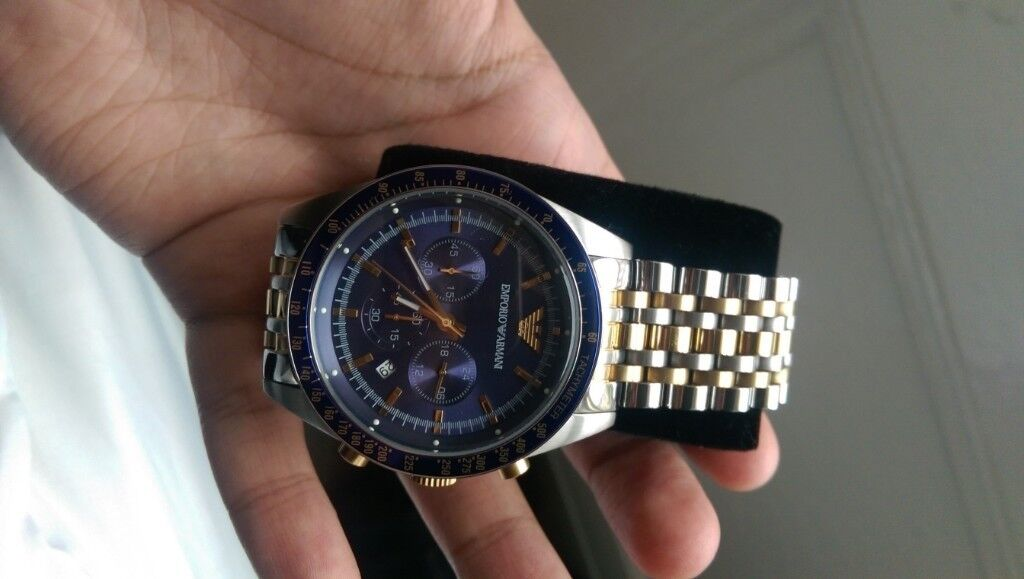 2b5be9519 Emporio Armani watch | in Pollokshields, Glasgow | Gumtree