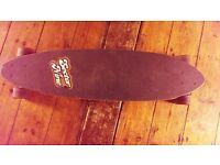 "Sector Nine Cruiser Skateboard 32"" pintail for sale £40 Turnpike Lane/Wood Green"
