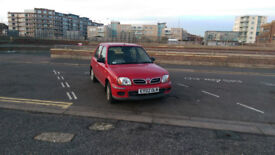 Nissan Micra 2002 Sport AUTOMATIC