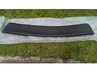 Bmw e46 coupe rear window spoiler