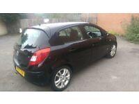 Vauxhall Corsa 1.2 i 16v SXi Black 5dr 2 Owners A/c Mileage 28529