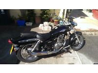 SUZUKI MARAUDER Z125 **Low mileage***MOT until Feb 17**