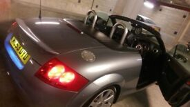 Audi TT 1.8 T Roadster Quattro 2dr - Excellent Condition - Looked After - REDUCED