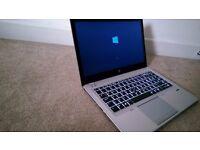 HP Folio Ultrabook 9470m i7-3667U 2.00GHz-2.50GHz 8Gb,256,SSD HARD DRIVE 14' HD