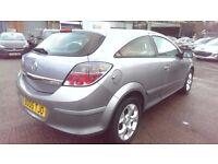 2005 Vauxhall Astra 1.4 SXi Sport Hatch 3 door - LONG MOT, CLEAN CAR not vw golf ford focus fiesta