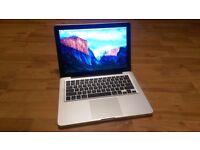 "Macbook Pro 2012 13"" - i7 - 8GB - 500GB . Final cut , logic pro , office , adobe"