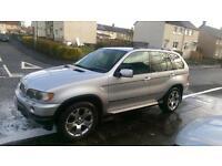 BMW X5 350bhp