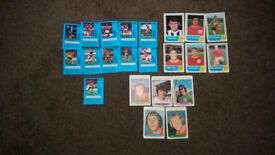 NOTTINGHAM FOREST GUM/COLLECTOR TRADING CARDS