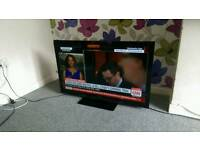"Panasonic LED HD TV 42"""