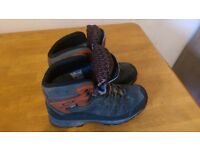 Meindl Air Revolution Max - Nearly New, UK size 8 - Price reduced.