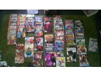 Huge collection of marvel and dc comics