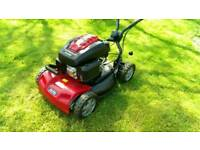 Mountfield Multiclip 501SP Mulching petrol lawnmower, self propelled, mower fully serviced