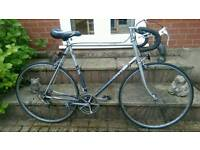 Raleigh racing bike ..Can deliver