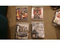 8 Playstation 3 games