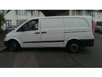 Mercedes Vito 109 CDI LWB Diesel NO VAT 12 Month MOT