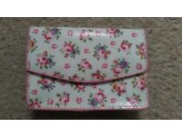 Cath Kidston purse (ticket/ card/ coin holder)- never used