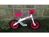 Balance bike for age, up to 3 years £15 ono
